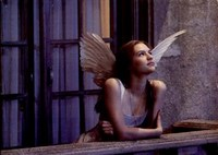 ange au balcon