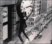 Harold LLOYD horloge
